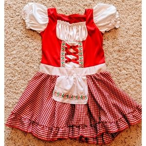 Scandinavian Cute Maid Costume Sz. S/P P